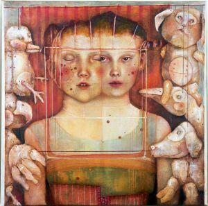Silent girl II (2002) — Tamara Muller